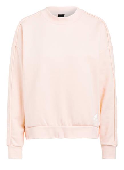 adidas Sweatshirt VERSATILITY, Farbe: APRICOT (Bild 1)