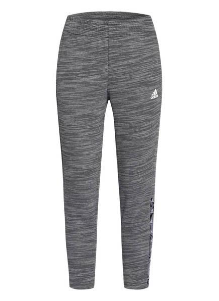 adidas 7/8-Sweatpants ESSENTIALS TAPE, Farbe: GRAU MELIERT (Bild 1)