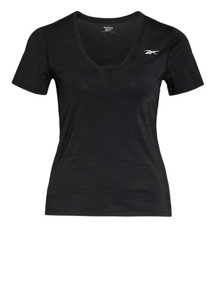 Reebok T-Shirt ACTIVCHILL ATHLETIC, Farbe: SCHWARZ (Bild 1)