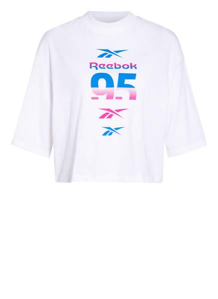 Reebok T-Shirt MYT GRAPHIC, Farbe: WEISS (Bild 1)