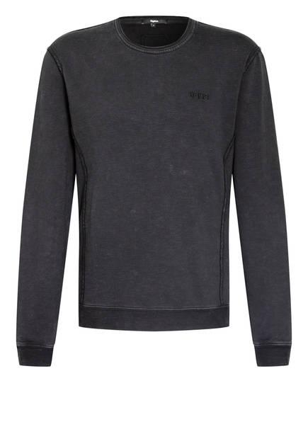 tigha Sweatshirt KESTER, Farbe: SCHWARZ (Bild 1)