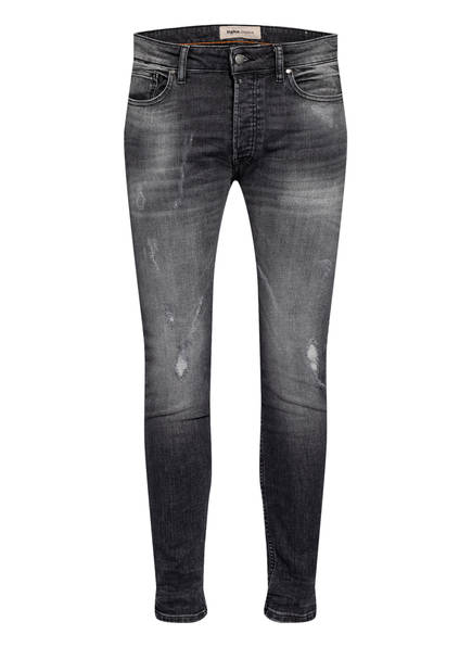 tigha Jeans MORTEN Slim Fit, Farbe: 704 DARK GREY (Bild 1)