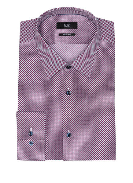 BOSS Hemd GANOS Regular Fit , Farbe: FUCHSIA/ WEISS (Bild 1)