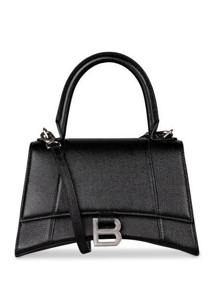 BALENCIAGA Handtasche HOURGLASS S, Farbe: SCHWARZ (Bild 1)