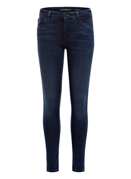 GUESS Jeans JOYA Skinny Fit, Farbe: SFPS SOFT PASSION BLUE (Bild 1)