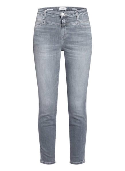 CLOSED Skinny Jeans SKINNY PUSHER, Farbe: MGY MID GREY (Bild 1)