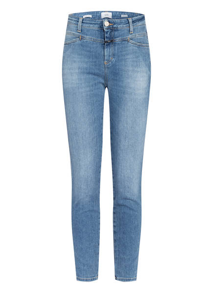 CLOSED 7/8-Jeans SKINNY PUSHER, Farbe: MBL MID BLUE (Bild 1)