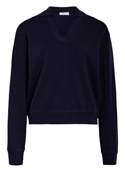 CLOSED Pullover aus Cashmere, Farbe: DUNKELBLAU (Bild 1)