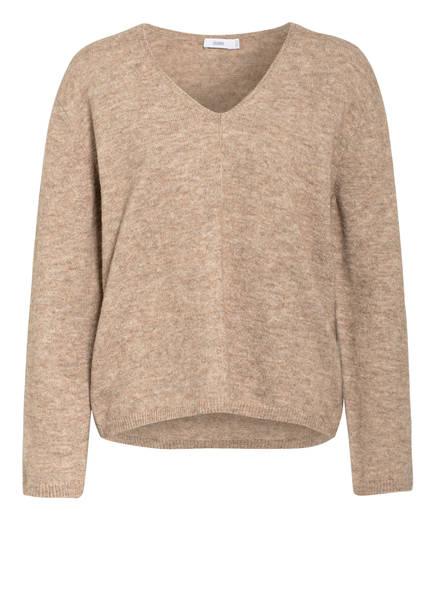 CLOSED Pullover, Farbe: TAPE/ HELLBRAUN MELIERT (Bild 1)