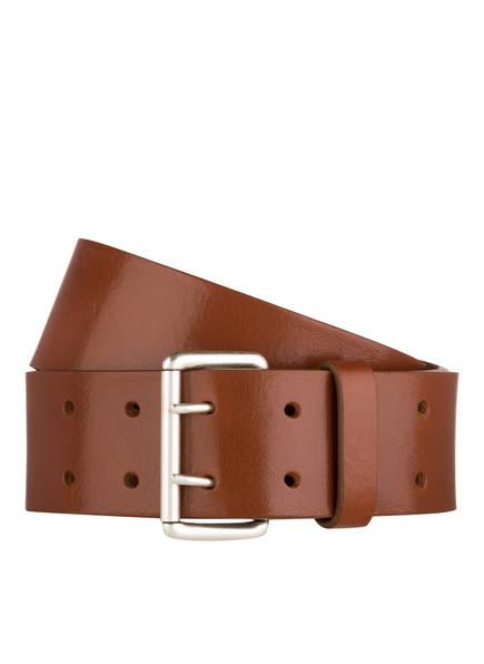CLOSED Ledergürtel , Farbe: COGNAC (Bild 1)