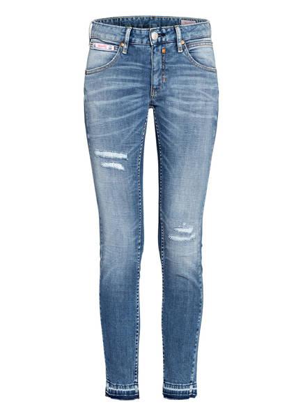 Herrlicher 7/8-Jeans TOUCH CROPPED, Farbe: 834 mariana blue destroy (Bild 1)