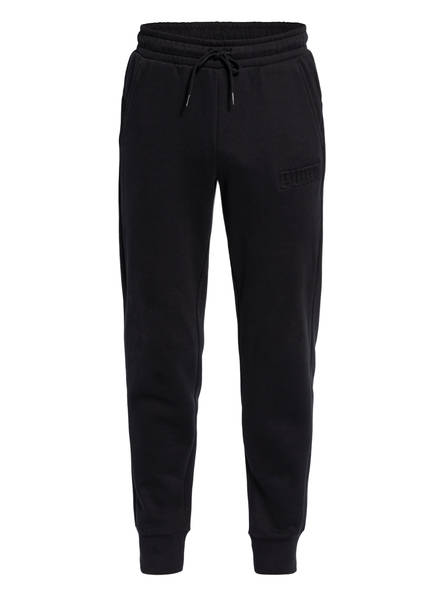 PUMA Sweatpants MODERN BASICS, Farbe: SCHWARZ (Bild 1)