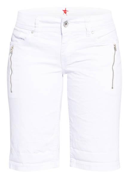 Buena Vista Jeans-Shorts MALIBU, Farbe: 032 WHITE (Bild 1)