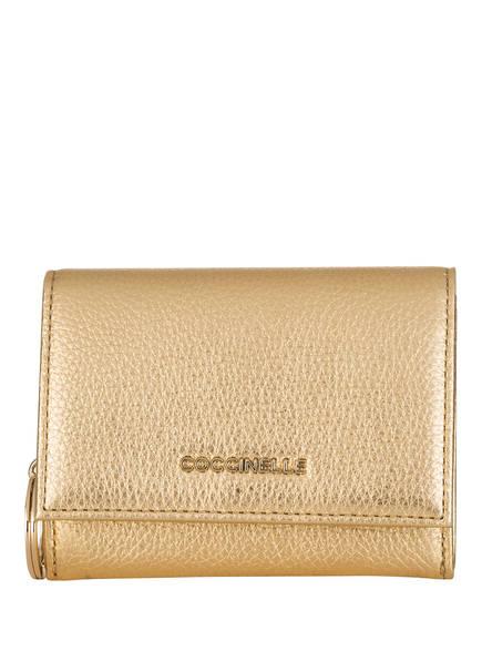 COCCINELLE Geldbörse, Farbe: GOLD (Bild 1)