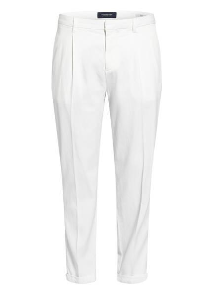 SCOTCH & SODA Chino Regular Slim Fit, Farbe: WEISS (Bild 1)