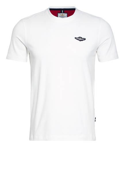 AERONAUTICA MILITARE T-Shirt, Farbe: WEISS (Bild 1)