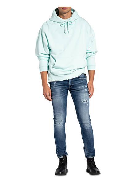 REPLAY Jeans ANBASS Slim Fit 009 MEDIUM BLUE - Herrenbekleidung Beliebt