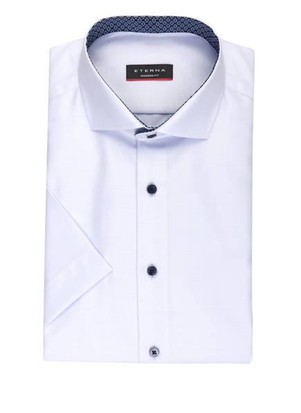 ETERNA Halbarm-Hemd Modern Fit, Farbe: HELLBLAU (Bild 1)