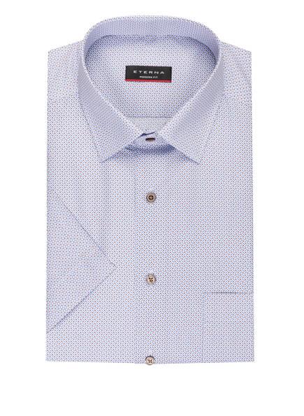 ETERNA Halbarm-Hemd Modern Fit, Farbe: HELLBLAU/ WEISS (Bild 1)