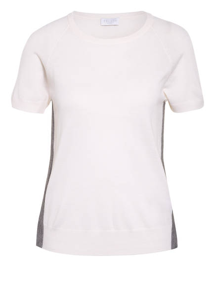 ESCADA SPORT Strickshirt mit Galonstreifen, Farbe: ECRU (Bild 1)
