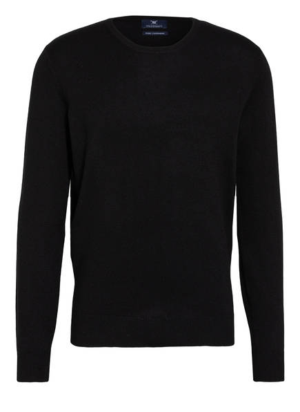 STROKESMAN'S Cashmere-Pullover, Farbe: SCHWARZ (Bild 1)