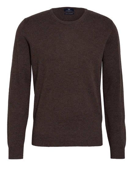 STROKESMAN'S Cashmere-Pullover, Farbe: BRAUN (Bild 1)