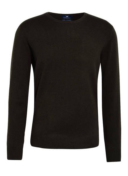 STROKESMAN'S Cashmere-Pullover, Farbe: DUNKELGRÜN (Bild 1)
