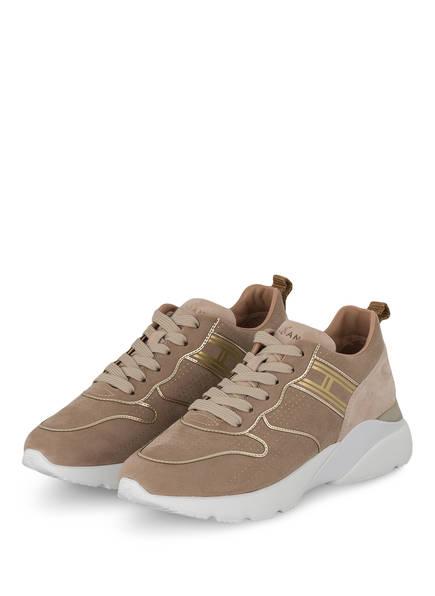 HOGAN Plateau-Sneaker ACTIVE ONE, Farbe: BEIGE (Bild 1)