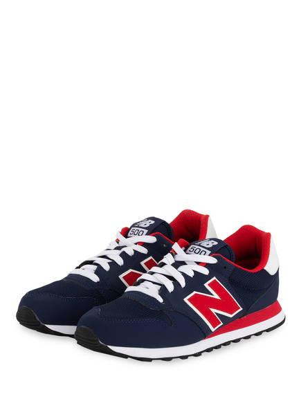 new balance Sneaker GM 500, Farbe: NAVY/ ROT/ WEISS (Bild 1)