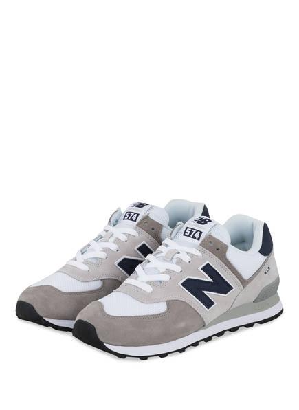 new balance Sneaker ML574, Farbe: WEISS/ GRAU (Bild 1)