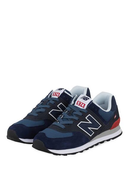 new balance Sneaker ML574, Farbe: DUNKELBLAU/ HELLBLAU (Bild 1)