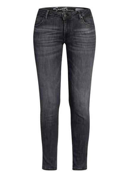 GUESS Skinny Jeans ULTRA CURVE POWER, Farbe: HRDH HARDHA GREY (Bild 1)