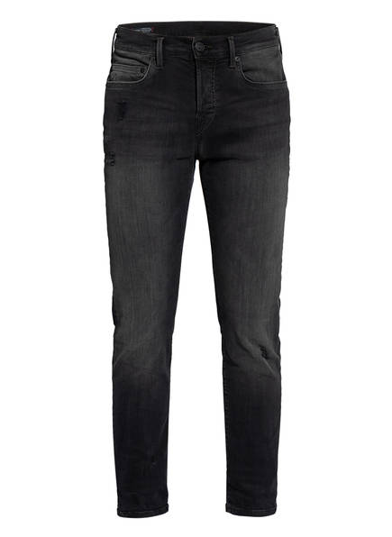 TRUE RELIGION Jeans Relaxed Skinny Fit, Farbe: BLACK DENIM	 (Bild 1)