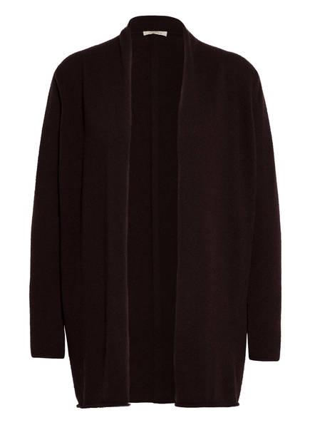 lilienfels Strickhülle aus Cashmere, Farbe: DUNKELBRAUN (Bild 1)