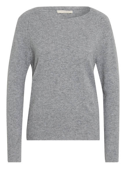 lilienfels Cashmere-Pullover, Farbe: GRAU MELIERT (Bild 1)