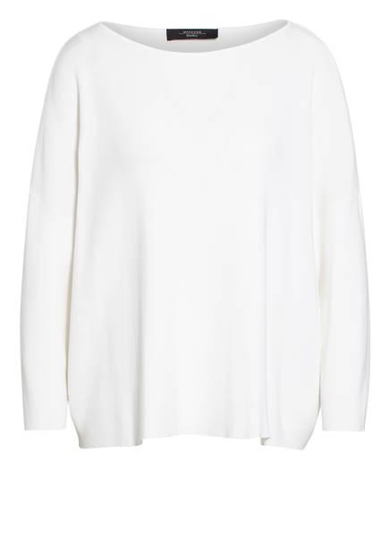WEEKEND MaxMara Pullover NADAR , Farbe: WEISS (Bild 1)