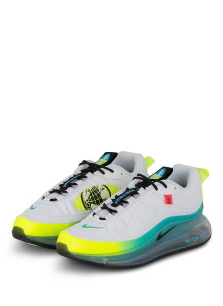 Nike Sneaker MX-720-818, Farbe: TÜRKIS/ WEISS/ NEONGELB (Bild 1)