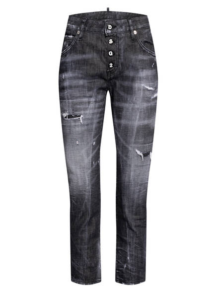 DSQUARED2 7/8-Jeans COOL GIRL, Farbe: 900 BLACK (Bild 1)