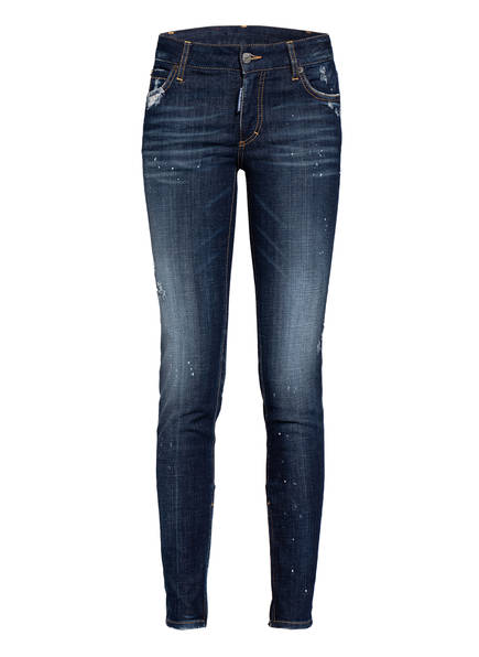 DSQUARED2 Skinny Jeans, Farbe: 470 BLUE (Bild 1)