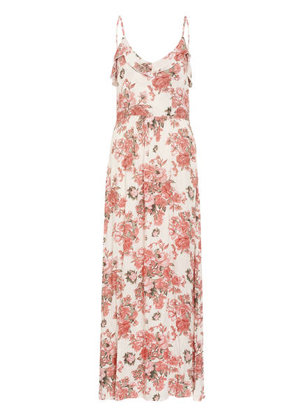 VILA Kleid, Farbe: ECRU/ LACHS/ GRÜN (Bild 1)
