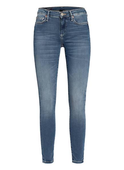 TRUE RELIGION Skinny Jeans HALLE, Farbe: 4626 deep blue (Bild 1)