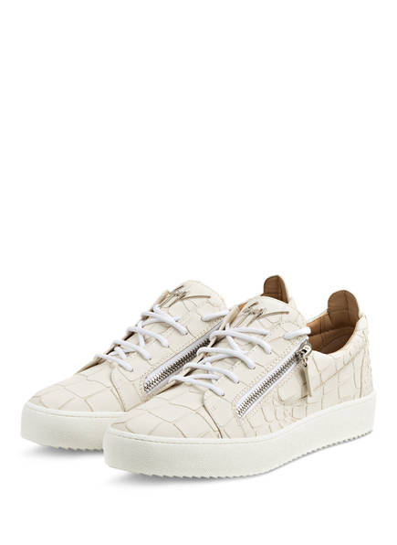 GIUSEPPE ZANOTTI DESIGN Sneaker FRANKIE , Farbe: WEISS (Bild 1)