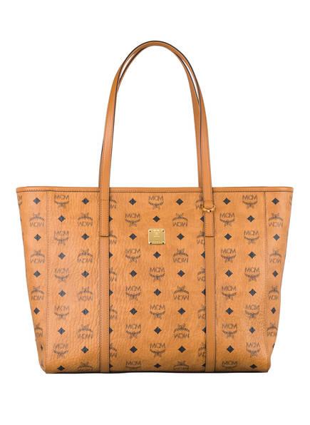 MCM Shopper TONI, Farbe: COGNAC (Bild 1)