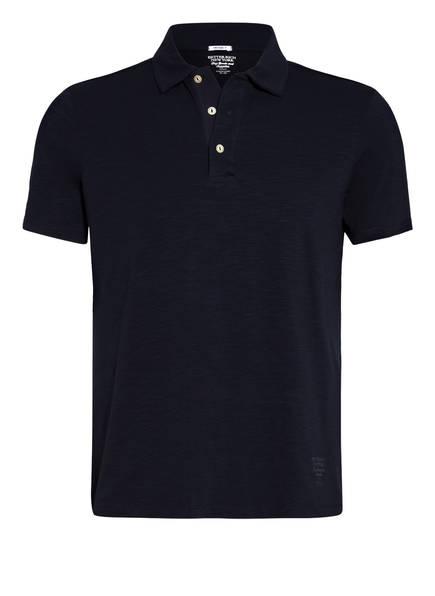 BETTER RICH Jersey-Poloshirt Regular Fit , Farbe: DUNKELBLAU (Bild 1)
