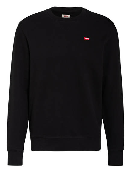 Levi's® Sweatshirt , Farbe: SCHWARZ (Bild 1)