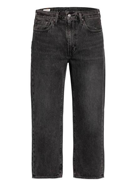 Levi's® Jeans 562™ Loose Tapered Fit mit verkürzter Beinlänge, Farbe: 02 Blacks (Bild 1)