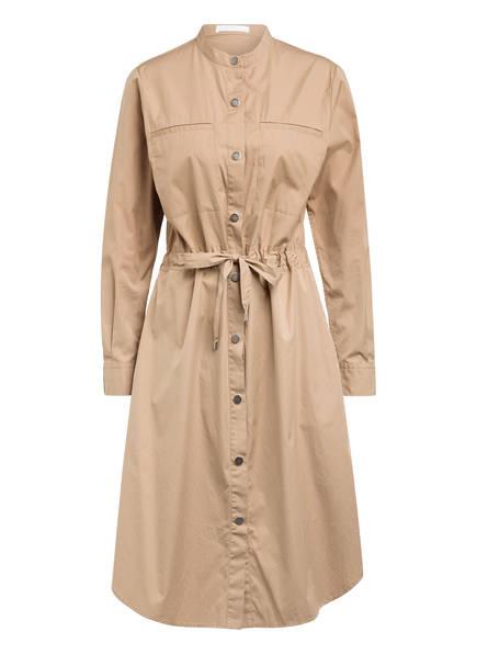 BOSS Hemdblusenkleid ESPIRIT, Farbe: BEIGE (Bild 1)