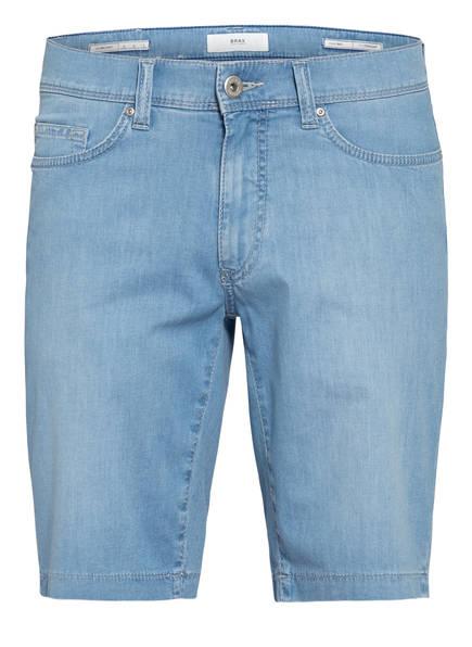 BRAX Jeans-Shorts BALI Straight Fit, Farbe: 29 LIGHT WATER LIGHT BLUE (Bild 1)