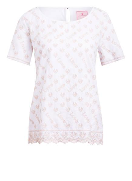 LIEBLINGSSTÜCK Blusenshirt RENEE, Farbe: WEISS (Bild 1)