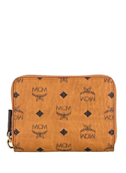 MCM Geldbörse, Farbe: COGNAC (Bild 1)